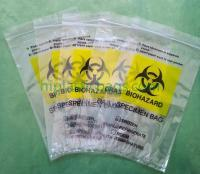 Zip-lock Bag Medical Specimen Bag A1